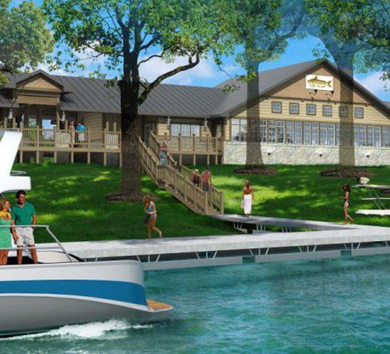 Harbor House Pool: Manous Design